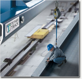 Tether Track™ Fall Protection Systems